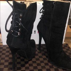 Fashion Nova Shoes - Fashion  nova ankle boots